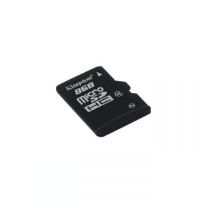 Карта памет 8GB MICRO SDHC CLASS4 KINGSTON